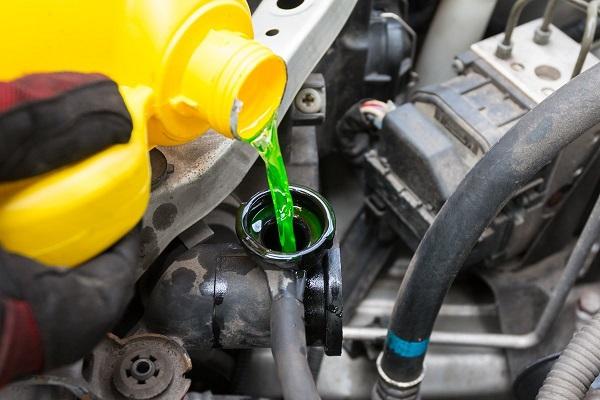 Coolant Engine