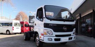 Foton Motor to Assemble Trucks in Tanzania